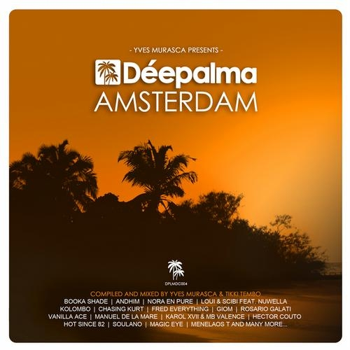 Deepalma Amsterdam is OUT NOW!